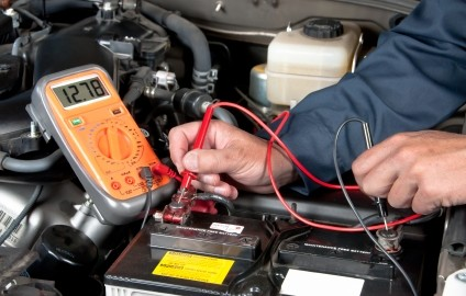 What Car Repairing Is For Auto Electrician