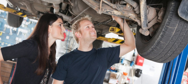 Pick a Car Mechanic You Can Trust