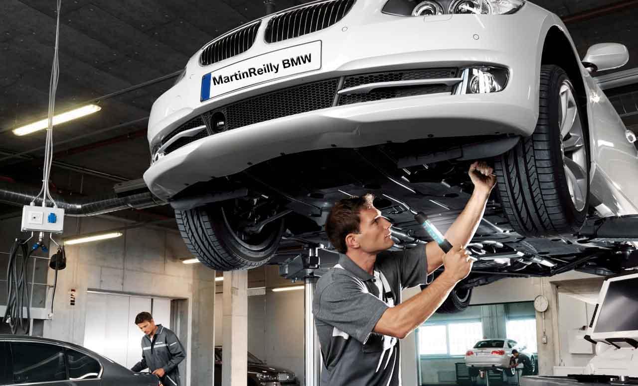 BMW Car Services